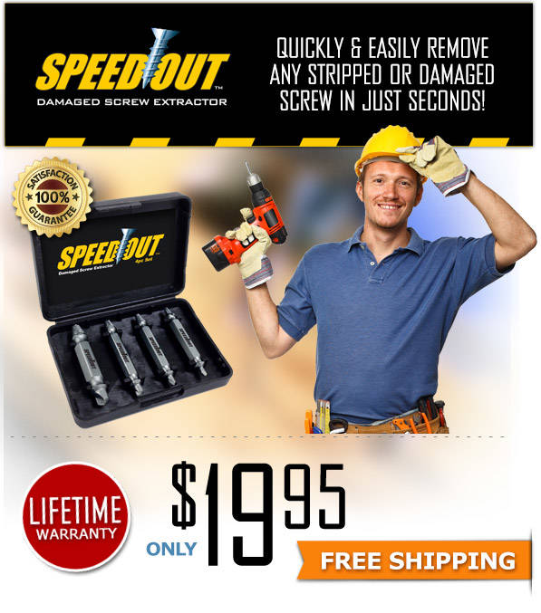 Order SpeedOut® Today!